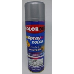 TINTA SPRAY ALUMINIO RODA - COLORGIN