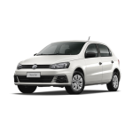 BOMBA D'ÁGUA - VOLKSWAGEN; Crossfox; Fox Hatch; Gol G2, G3, G4, G5, G6; Golf; Kombi; Polo Hatch, Sedan; Saveiro